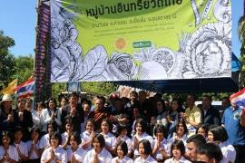 หมู่บ้านอินทรีย์วิถีไทย